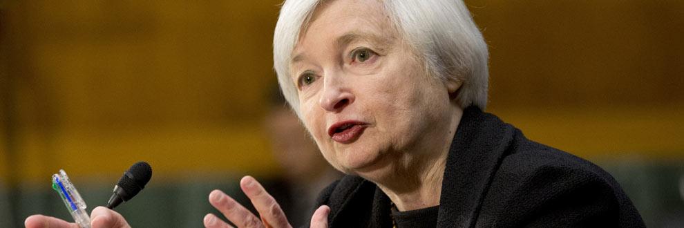 Рынок США ждет «вердикта» от ФРС и Джанет Йеллен