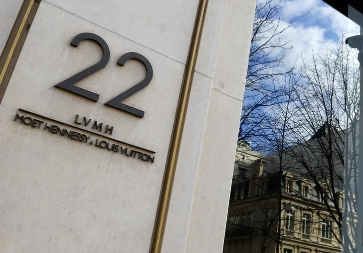 Акции LVMH обновили исторический максимум