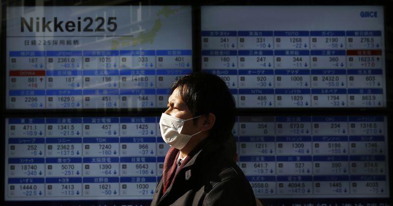 Азиатские акции показывают смешанные результаты