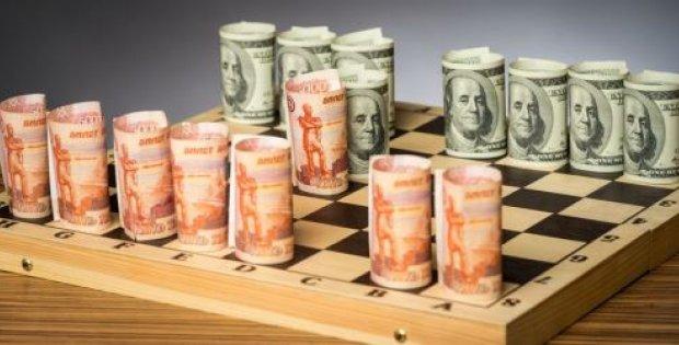 Валютный рынок: Рубль проигнорировал ралли в нефтяных фьючерсах