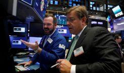 Уолл-стрит выросла вслед за акциями финсектора
